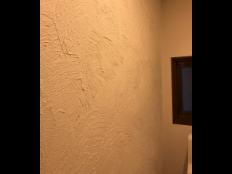 洋室とトイレのリフォーム施工過程の写真6